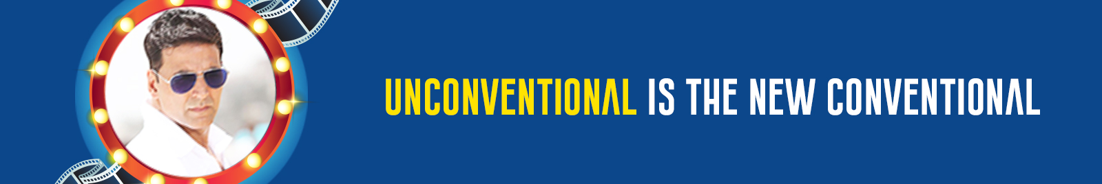 Unconventional is the new conventional