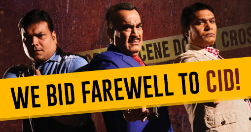 We bid farewell to CID