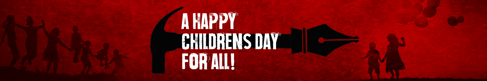 A Happy Children's Day for all!
