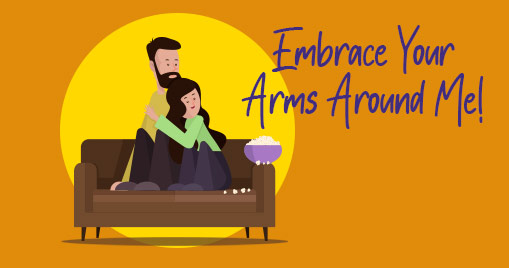 Embrace Your Arms Around Me
