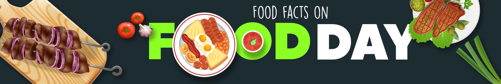 Food facts on Food Day
