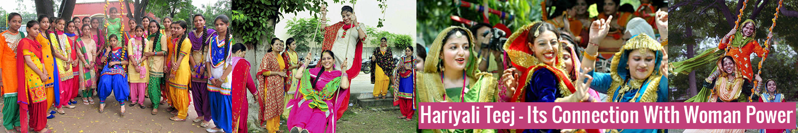 Hariyali Teej and Women