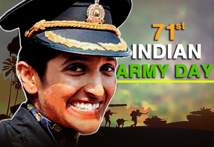 71st Indian Army Day