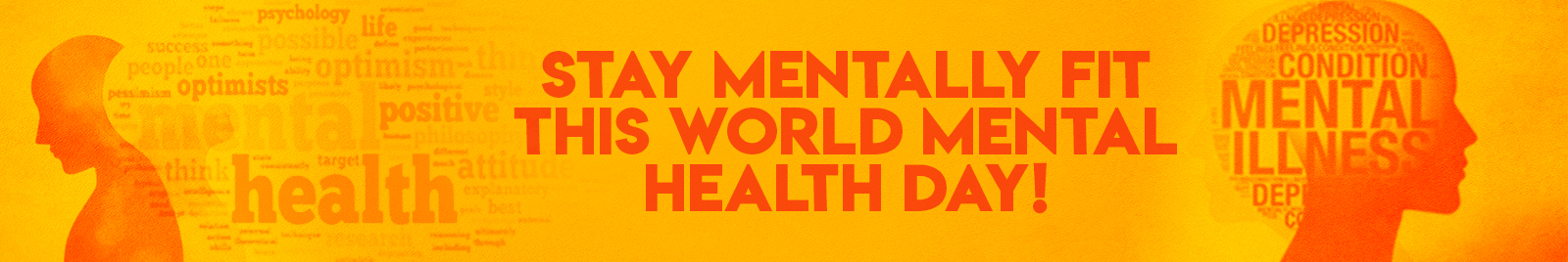 Stay mentally fit this World Mental Health Day!