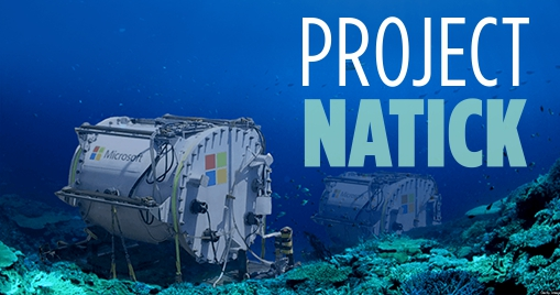 Project Natick By Microsoft