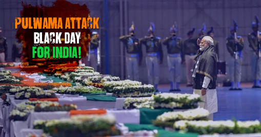 Pulwama Attack-Black Day for India