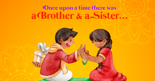 Once upon a time there was a brother and a sister