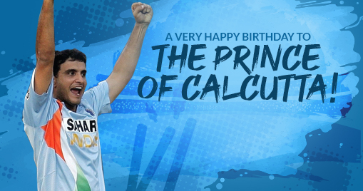 A very Happy Birthday to The Prince of Calcutta!