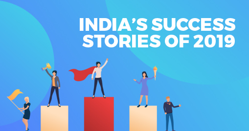 India's success stories of 2019