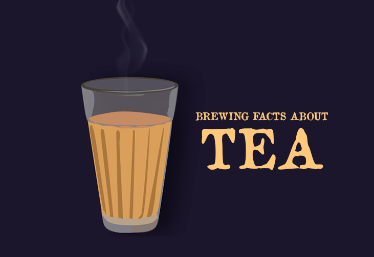 Brewing Facts about Tea!