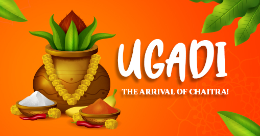 Ugadi - The arrival of Chaitra!