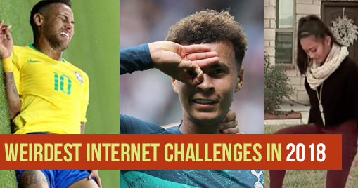 Weirdest Internet Challenges in 2018