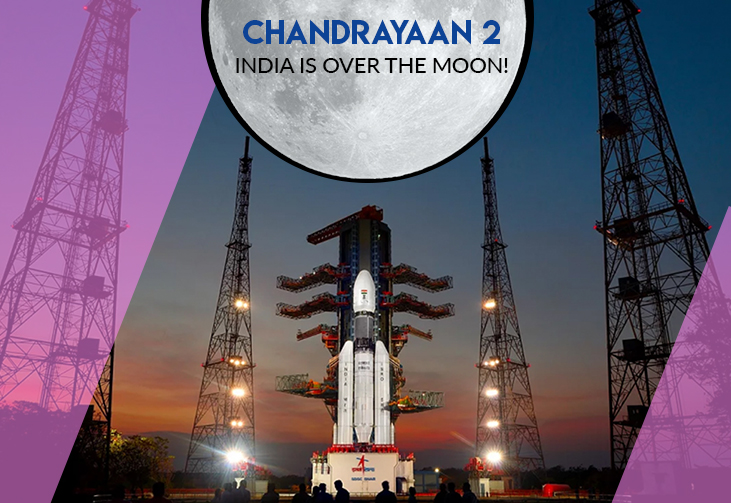 Chandrayaan 2: India is over the moon!