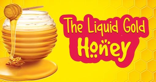 The Liquid Gold-Honey