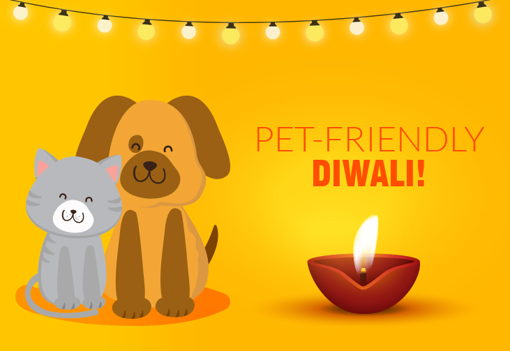 Pet-Friendly Diwali