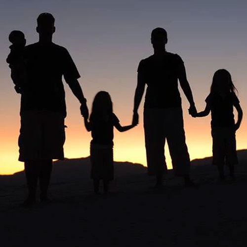 Next to God: Global Day for Parents
