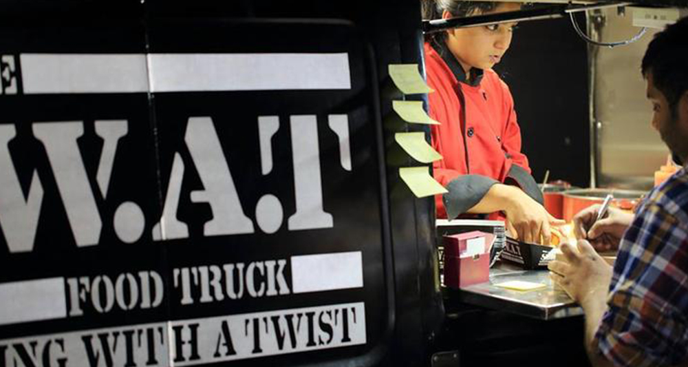 The SWAT Truck