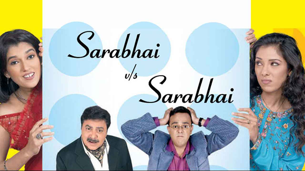 Sarabhai VS Sarabhai Hindi Serial
