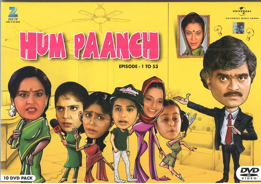 Hum Paanch Hindi Serial