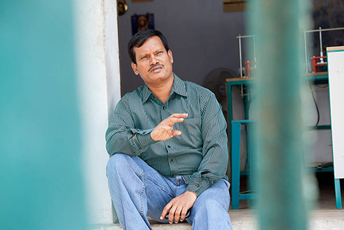 Arunachalam Muruganantham the pad man of India