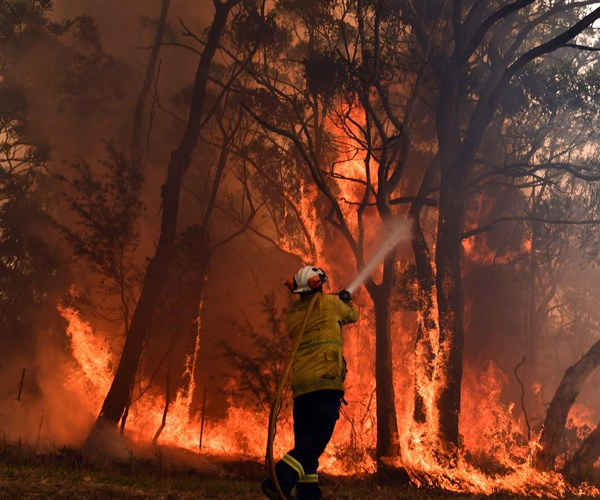 Australia: Grappling with the fires of death