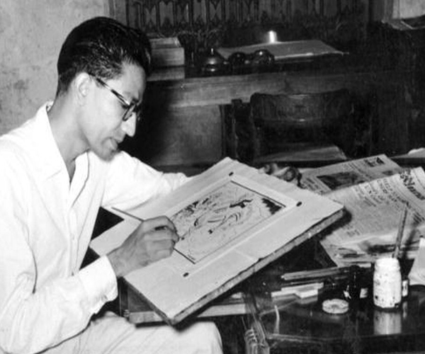 Paint the World: National Cartoonist Day
