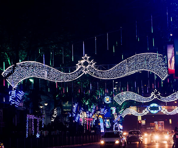 5 cities that will make your Christmas merrier!