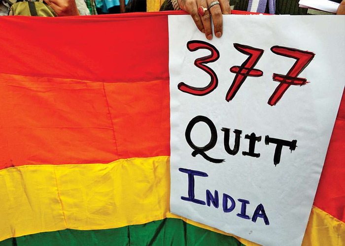 Gay! The Supreme Court Of India Scrapped Section 377