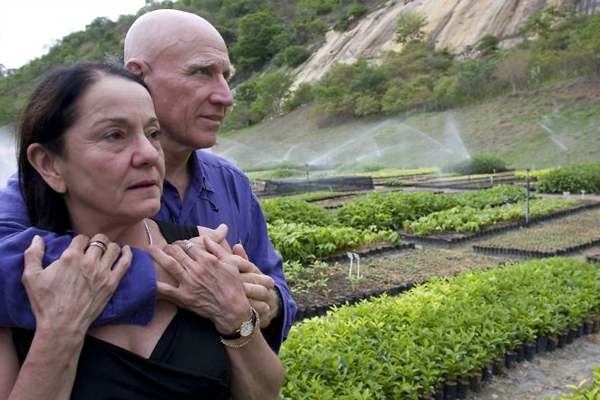 Meet the couple who transformed an ecosystem from scratch!