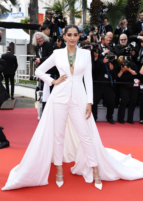 The style book of Bollywood's very own Fashion icon