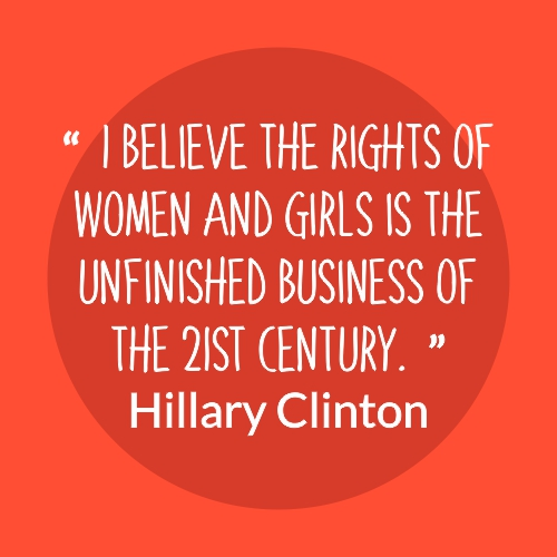 10 quotes each woman should read!